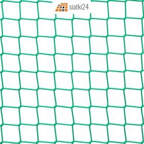 Siatki na piłkochwyty ( siatka na piłkochwty, boisko orlik ) - 4,5 x 4,5 / 3